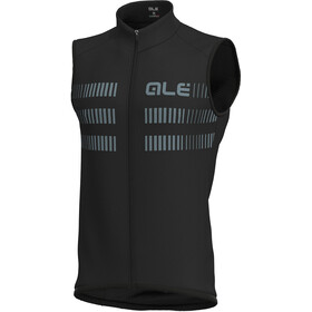 Alé Cycling Guscio Road 2.0 Vest Herren black-grey